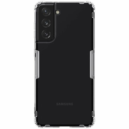 Nillkin Nature TPU Pouzdro pro Samsung Galaxy S21 průsvitné