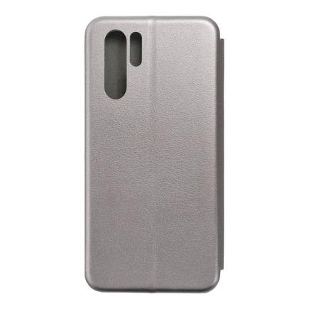 Pouzdro Book Elegance Huawei P30 Pro šedé