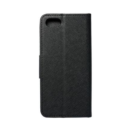 Pouzdro Fancy Book Huawei Y5 2018 černé