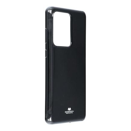 Pouzdro Jelly Mercury Samsung Galaxy S20 Ultra černé