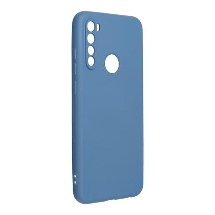 Pouzdro Silicone Lite Xiaomi Redmi Note 8T modré