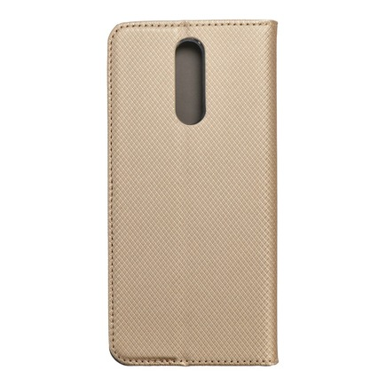 Pouzdro Smart Case book Huawei Mate 10 Lite zlaté