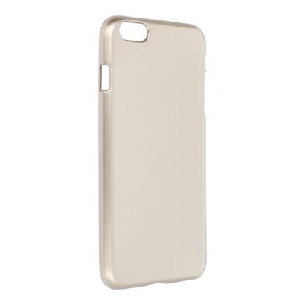 Pouzdro i-Jelly Mercury iPhone 6 / 6S Plus zlaté