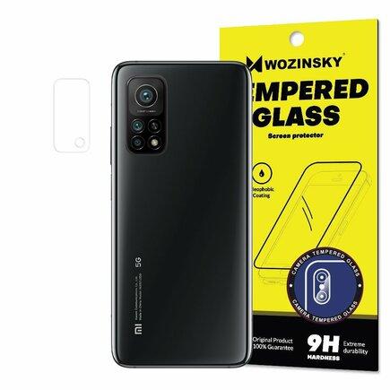 Camera Tempered Glass tvrzené sklo 9H na objektiv kamery Xiaomi Mi 10T Pro / Mi 10T