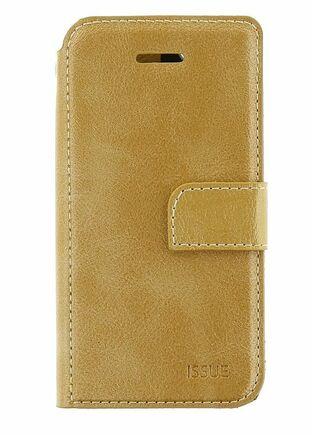 Molan Cano Issue Book Pouzdro pro OnePlus Nord N100 zlaté