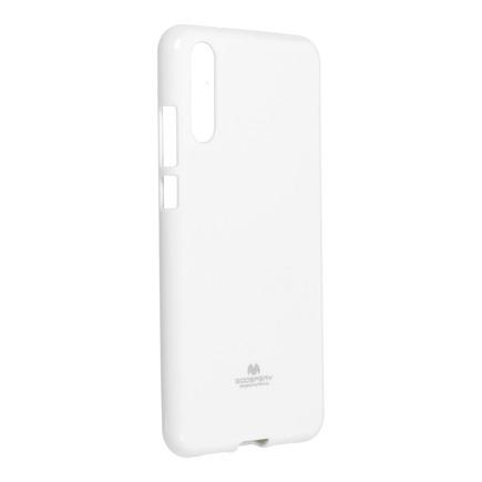 Pouzdro Jelly Mercury Huawei P20 bílé