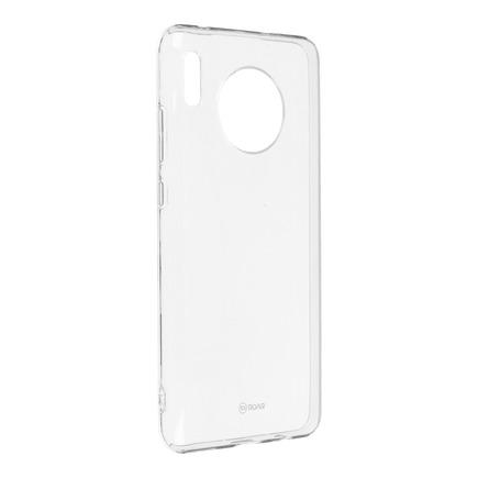 Pouzdro Jelly Roar Huawei Mate 30 průsvitné