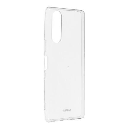 Pouzdro Jelly Roar Sony Xperia 5 průsvitné