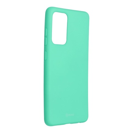Pouzdro Roar Colorful Jelly Case Samsung Galaxy A52 5G mátově zelené