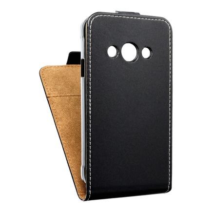 Pouzdro Slim Flexi Fresh svislé Samsung (G388F) Xcover 3 černé