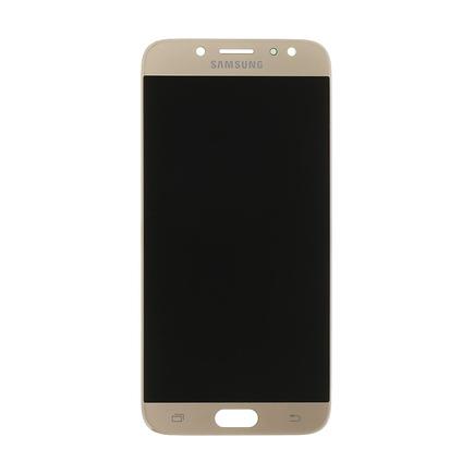 LCD display + Dotyk zlatý pro Samsung J730 Galaxy J7 2017 Gold (Service Pack)