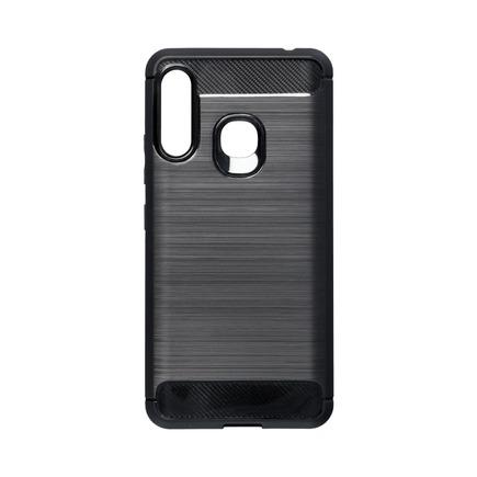 Pouzdro Carbon Samsung Galaxy A70E černé