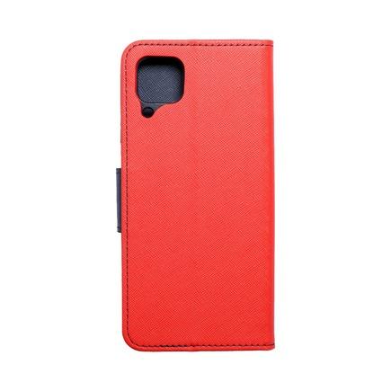 Pouzdro Fancy Book Huawei P40 Lite 5G červené/tmavě modré