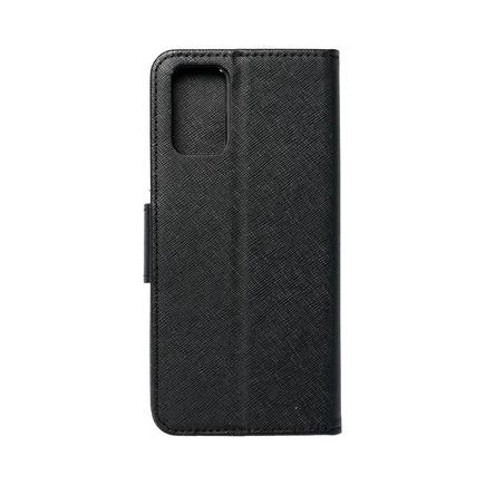 Pouzdro Fancy Book Samsung S20 Plus / S11 černé