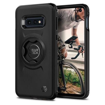 Pouzdro Gearlock CF202 Bike Mount Case Galaxy S10E černé