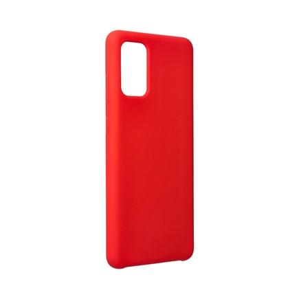 Pouzdro Silicone Samsung Galaxy S20 Plus / S11 červené