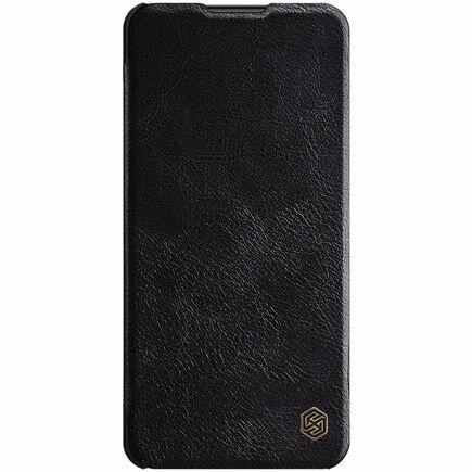 Qin Book Pouzdro pro Samsung Galaxy A21 černé