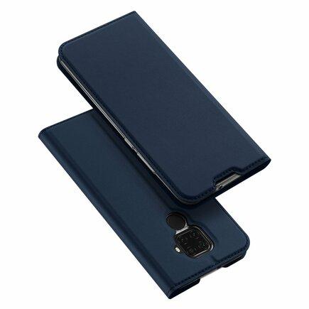 Skin Pro pouzdro s klapkou Huawei Mate 30 Lite modré