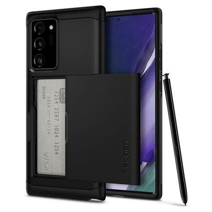 Spigen Pouzdro Slim Armor Cs Galaxy Note 20 Ultra černé