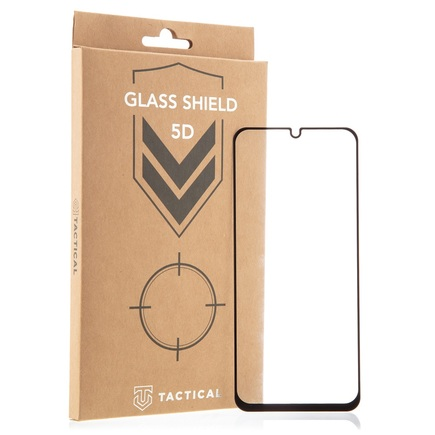Tactical Glass Shield 5D sklo pro Samsung Galaxy A31 černé