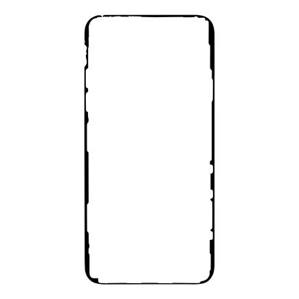 11 Pro Max Lepicí Páska pro LCD černá
