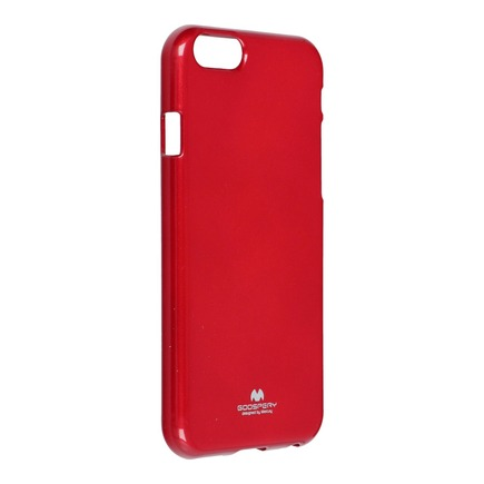 Pouzdro Jelly Mercury iPhone 6 / 6S červené