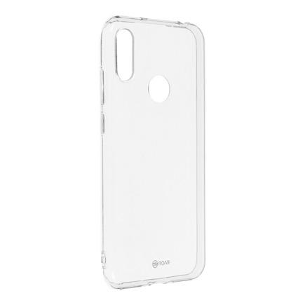 Pouzdro Jelly Roar Huawei Y6 2019 / Y6 Prime 2019 průsvitné