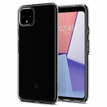 Pouzdro Liquid Crystal Google Pixel 4 XL průsvitné