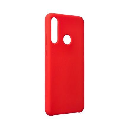 Pouzdro Silicone Huawei Y6P červené