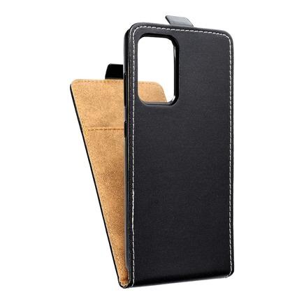 Pouzdro Slim Flexi Fresh svislé Samsung Galaxy A52 5G černé