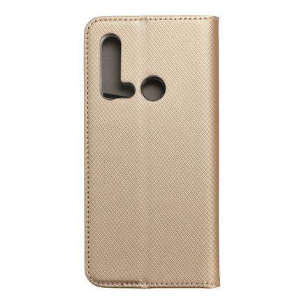 Pouzdro Smart Case book Huawei P20 Lite 2019 zlaté