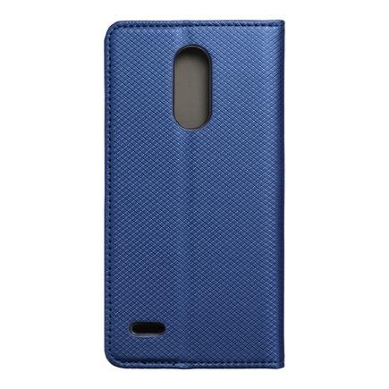 Pouzdro Smart Case book LG K10 2017 tmavě modré