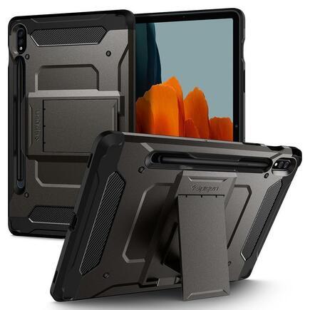 Spigen Pouzdro Tough Armor Pro Galaxy TAB S7 11.0 T870/T875 šedé