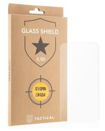 Tactical Glass Shield 2.5D sklo pro Apple iPhone 13/13 Pro průsvitné