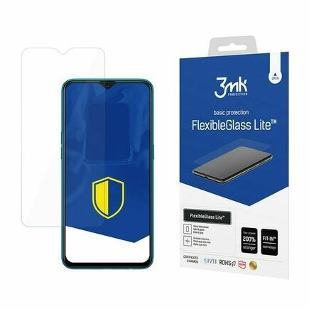 3MK FlexibleGlass Lite Oppo A12 hybridní sklo