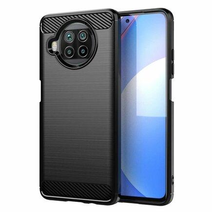 Carbon Case Xiaomi MI 10T Lite black