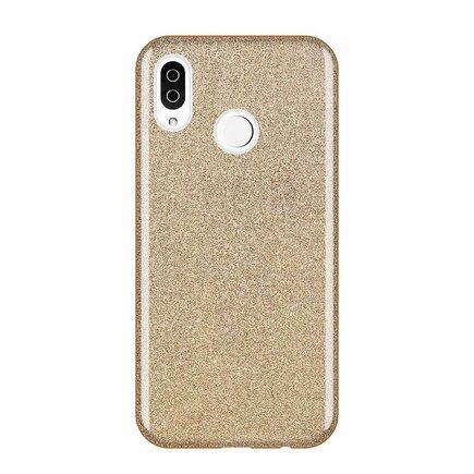Glitter Case lesklé pouzdro s brokátem Samsung Galaxy A50s / Galaxy A50 / Galaxy A30s zlaté