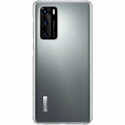 Original Ochranné pouzdro pro Huawei P40 průsvitné (EU Blister)