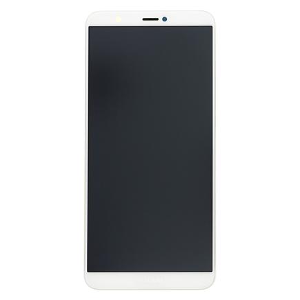 P Smart LCD Display + Dotyková Deska + Přední Kryt bílý (Service Pack)
