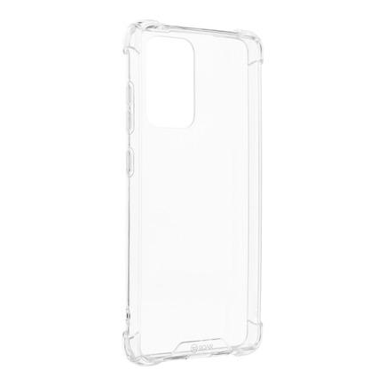 Pouzdro Armor Jelly Roar Samsung Galaxy A52 5G průsvitné