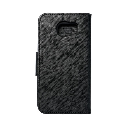 Pouzdro Fancy Book Samsung Galaxy S6 černé