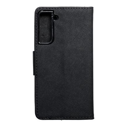 Pouzdro Fancy Book Samsung S21 černé
