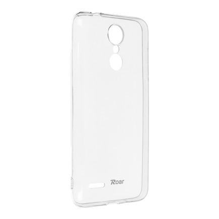 Pouzdro Jelly Roar LG K9 (K8 2018) průsvitné