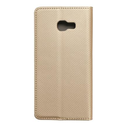 Pouzdro Smart Case book Samsung Galaxy A5 2017 zlaté