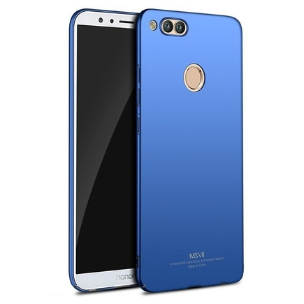 Simple ultratenké pouzdro Huawei Honor 7X modré