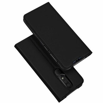 Skin Pro pouzdro s klapkou Nokia 4.2 černé