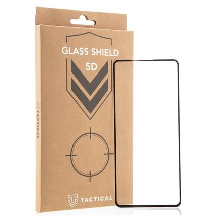 Tactical Glass Shield 5D sklo pro Samsung Galaxy A21 / A21s černé