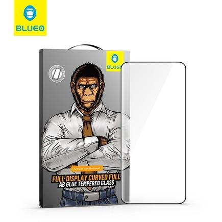 Tvrzené sklo 5D Mr. Monkey Glass Samsung Galaxy Note 8 průsvitné (UV Glass)