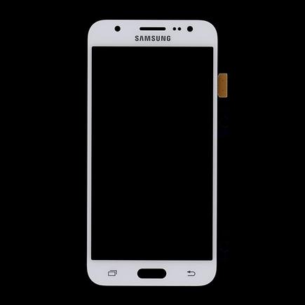 LCD display + Dotyk bílý pro Samsung J500 Galaxy J5 White (Service Pack)