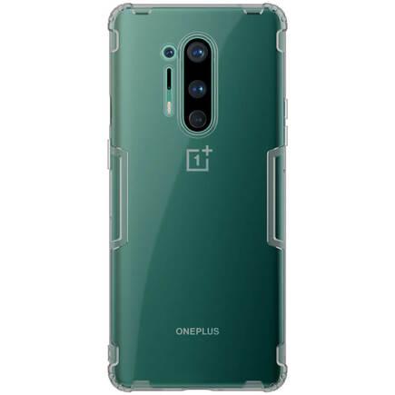 Nature TPU Pouzdro pro OnePlus 8 Pro šedé